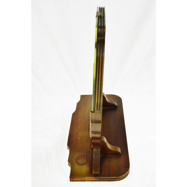 Art Deco Art Deco Table Top Vanity Shaving Mirror For Sale - Image 3 of 13