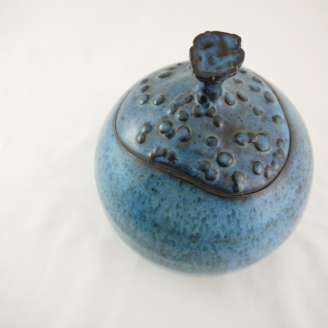 Ceramic Oceanic Vessel For Sale - Image 7 of 7