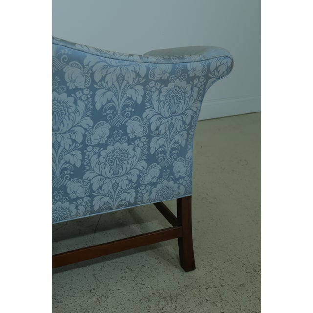Kittinger Historic Newport Collection Chippendale Sofa For Sale - Image 9 of 11