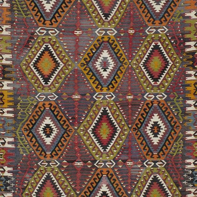 Islamic Eshme Kilim For Sale - Image 3 of 10