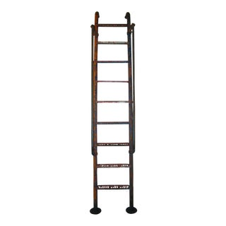 Vintage Steel American Playground Ladder For Sale