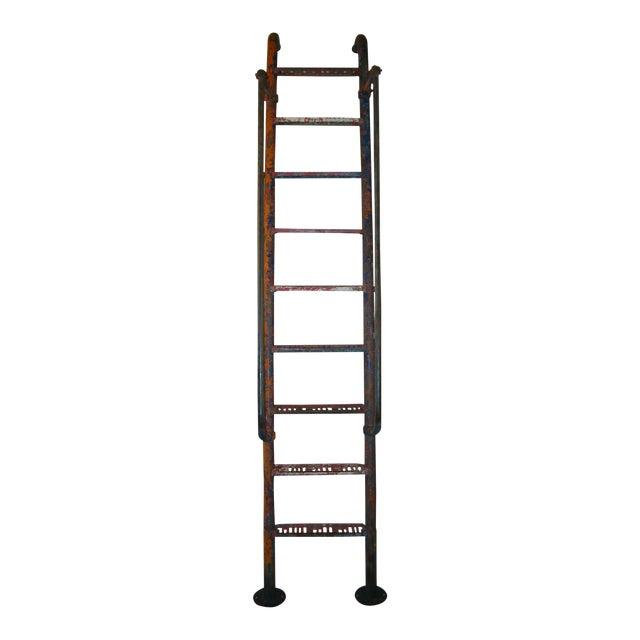 Vintage Steel American Playground Ladder For Sale