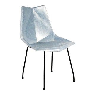 Fiberglass Origami Chair by Paul McCobb For Sale