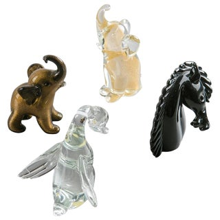 Murano Glass Animals by Archimede Seguso For Sale