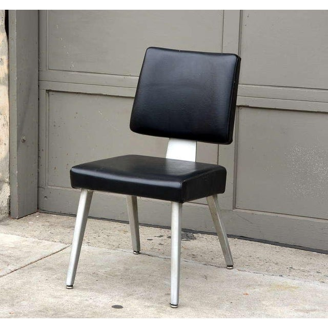 Pair of Vintage Gf GoodForm Aluminum Task Chairs For Sale In Los Angeles - Image 6 of 10