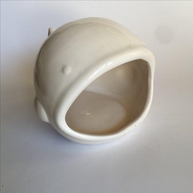 Ceramic Whale Sponge Holder - Image 4 of 11