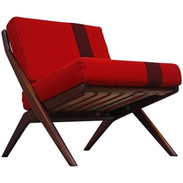 Swedish 'Scissor' Chair by Folke Ohlsson for DUX - Image 3 of 10