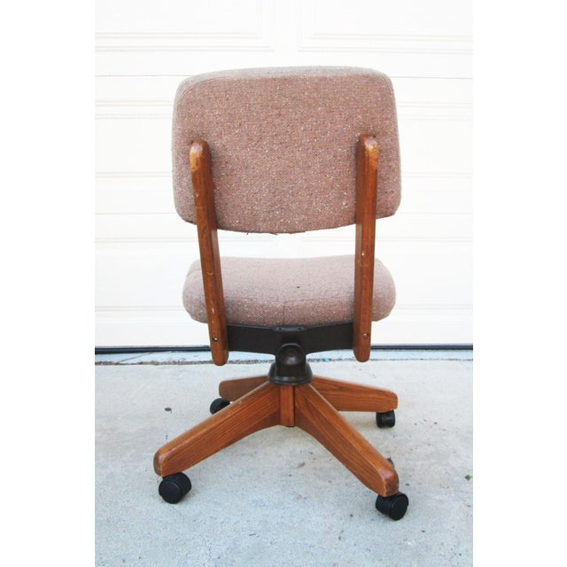 High Point Furniture Armless Office Chair - Image 4 of 5