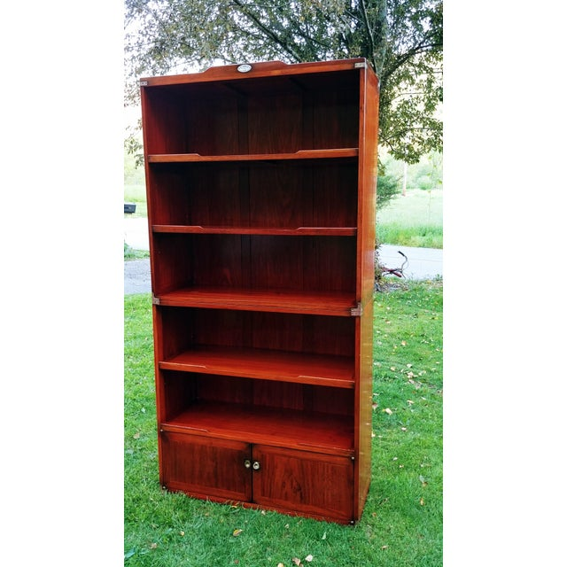 French Starbay Rosewood Marco Polo Bookshelf Bookshelves - a Pair For Sale - Image 3 of 12