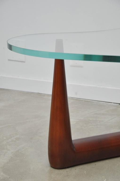 Exquisite Biomorphic Coffee Table by TH Robsjohn Gibbings for