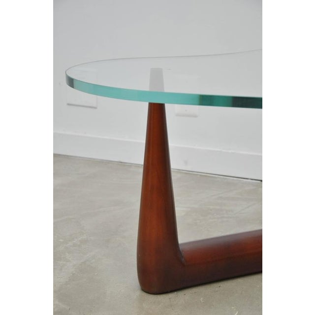 Biomorphic Coffee Table by T.H. Robsjohn Gibbings for Widdicomb - Image 6 of 6
