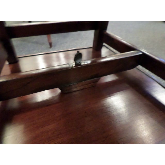 George III Mahogany Child's High Chair For Sale - Image 5 of 7