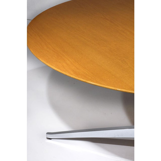 Mid-Century Modern-style Dining Table by Florence Knoll International - Image 6 of 8