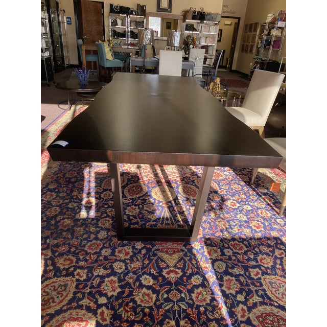 Modern Modern Mitchell Gold Bob Williams Kimora Dining Table For Sale - Image 3 of 9