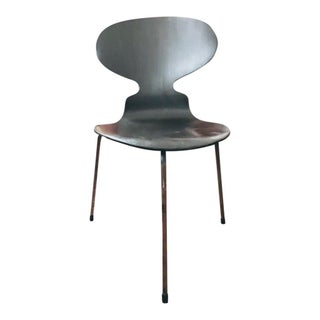 Early Ant Chair Mod. 3100 by Arne Jacobsen for Fritz Hansen (2 Available) For Sale