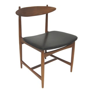 1960s Scandinavian Modern Heywood-Wakefield Style Chair