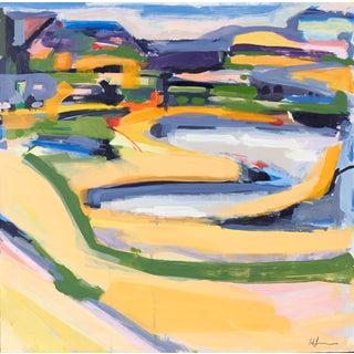 Landscape #6 Painting by Heidi Lanino