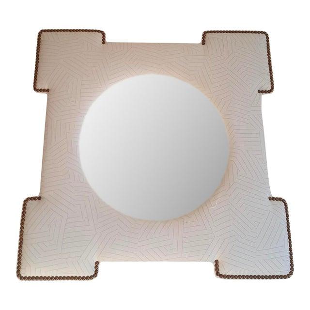 2010s Van Collier Bram Mirror For Sale - Image 5 of 5