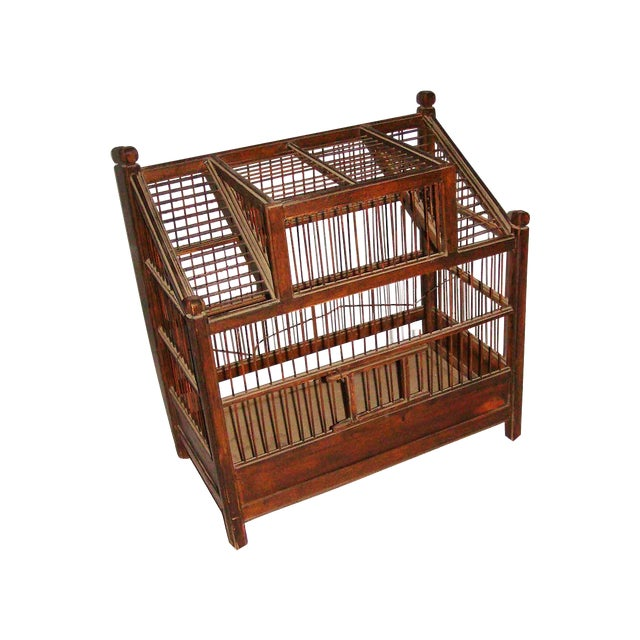 19th Century Belgian Bird Cage - Image 1 of 5