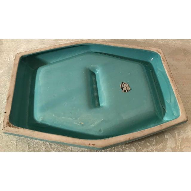 Mid Century Modern Rossini Pegasus Ceramic Ashtray For Sale - Image 9 of 11