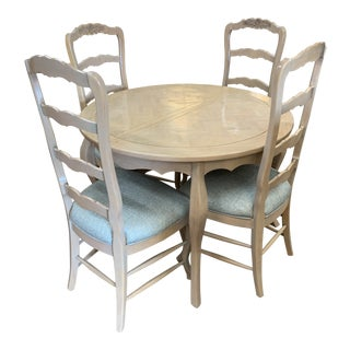 French Country Dining Set For Sale