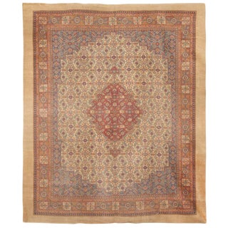 Antique Sivas Carpet For Sale