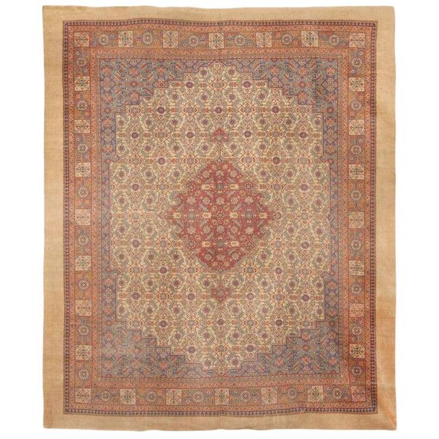 Antique Sivas Carpet For Sale