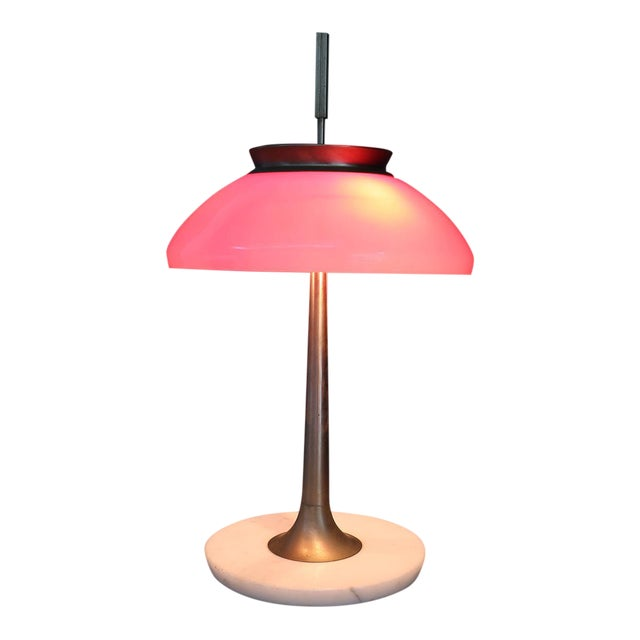 Table Lamp Stilnovo Mod 8091 , Milan 1950. For Sale