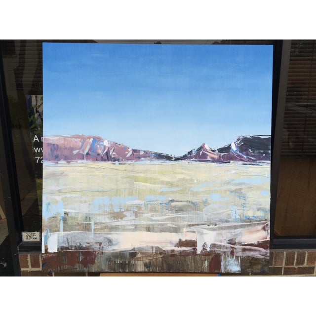 David Shingler is the artist of the painting 'Moab Plains. Utah'. This original signed painting is ready to hang! Because...