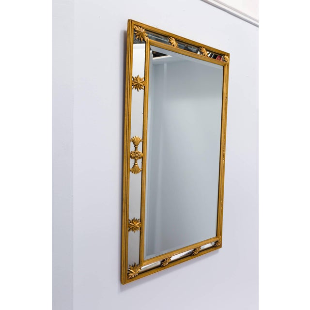 Neoclassical Neoclassical Style Star Mirror For Sale - Image 3 of 8