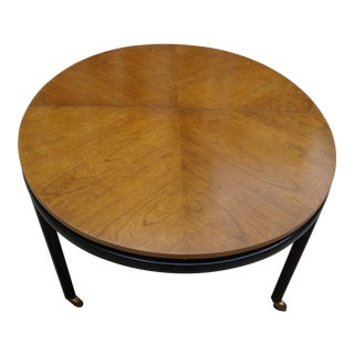 Mid-Century Modern Michael Taylor for Baker Furniture Co. Dining Table For Sale