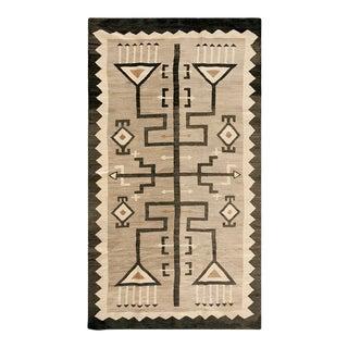 "Antique Navajo Rug 3'0"" X 5'8"" For Sale"