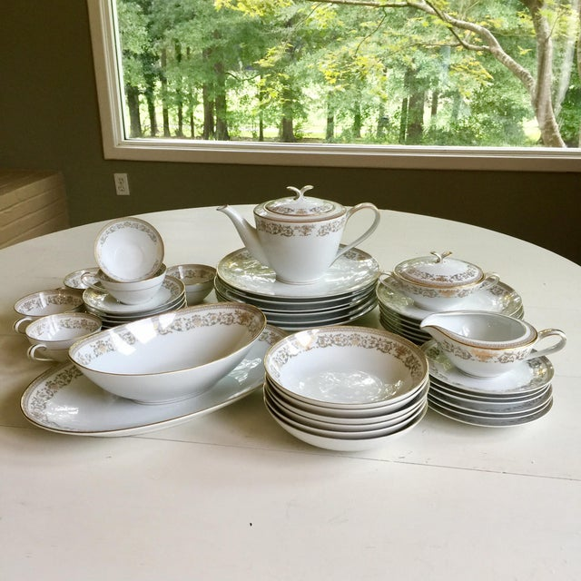 Noritake Gracelyn Setting for 6 - Image 2 of 12