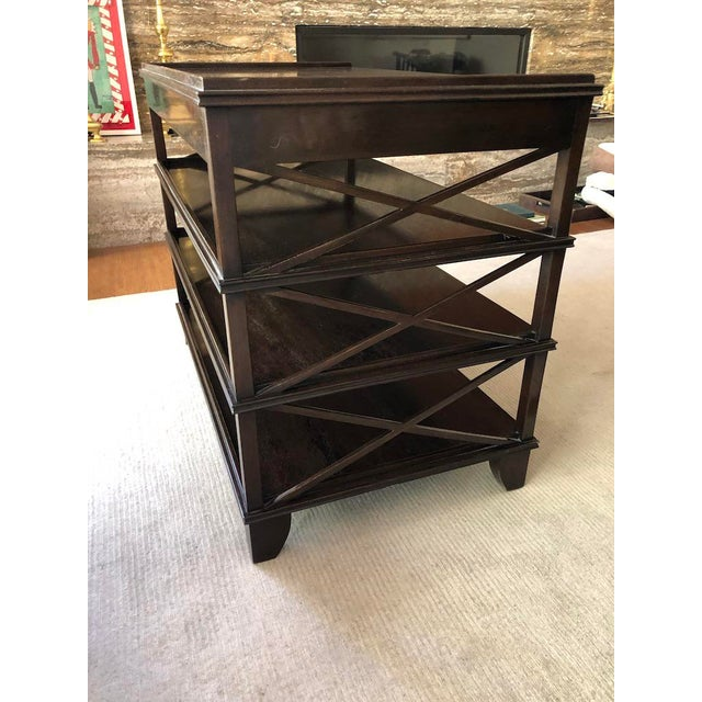 Modern Rose Tarlow Pemberley Bookstand For Sale - Image 3 of 10
