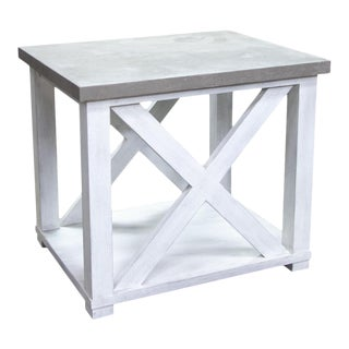 Fremarc Designs MontageSide Table For Sale