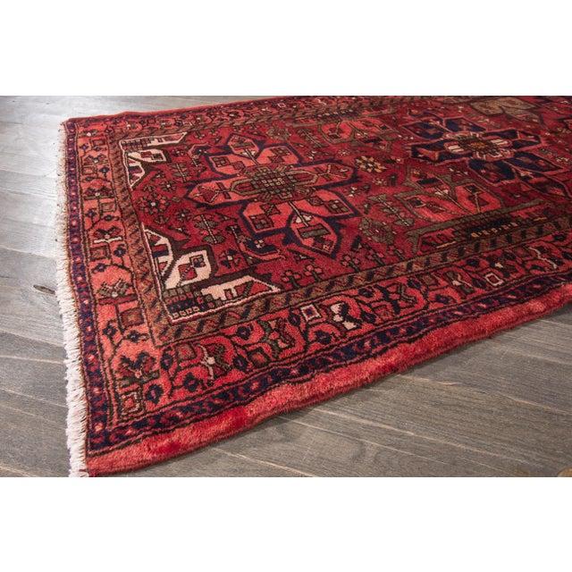 """Apadana - Vintage Persian Rug, 3'5"""" x 9'7"""" - Image 6 of 7"""