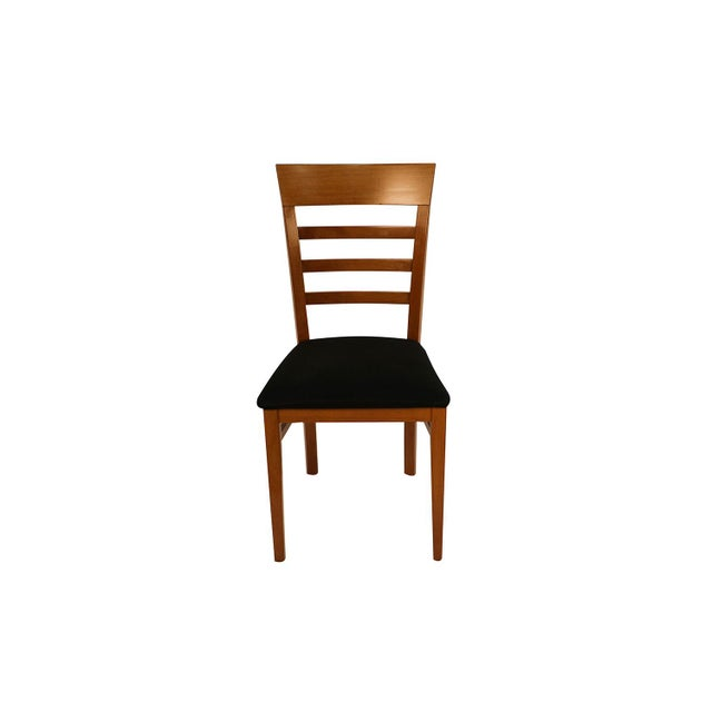 Four A. Sibau Italian Vintage Dining Room Chairs For Sale - Image 9 of 13