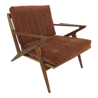 Original Z Chair Designed by Poul Jensen for Selig