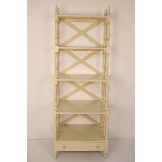 Regency Style Painted 5-Tier Etagere Preview