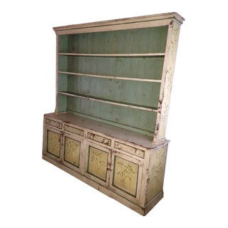 Distressed Farmhouse Sideboard For Sale