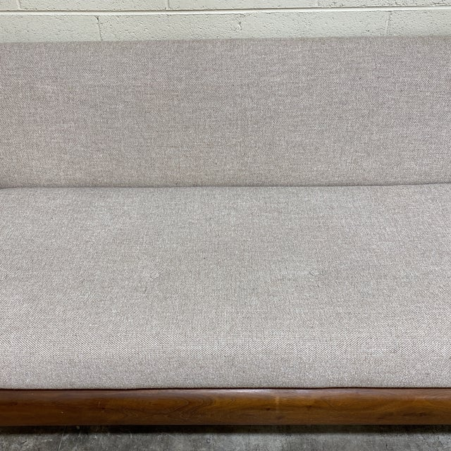 1960s Adrian Pearsall Platform Sofa For Sale - Image 5 of 12
