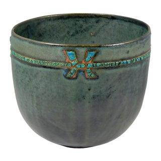 Linden Ridge Ceramic Vessel by Andrew Wilder For Sale
