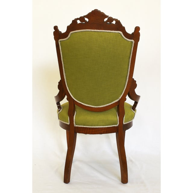 Victorian Parlor Side Chair - Image 6 of 6