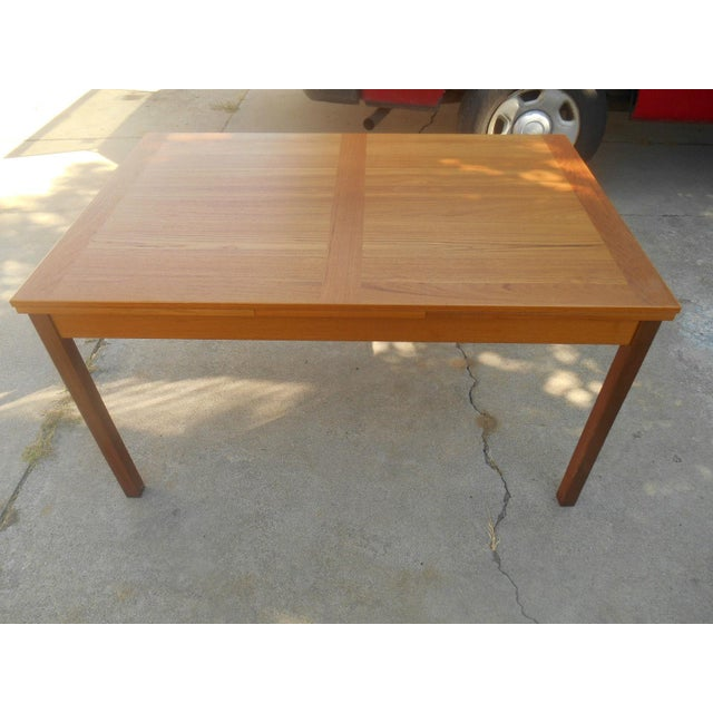 Ansager Mobler Teak Dining Table - Image 3 of 7