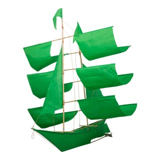 Handcrafted Haptic Lab Flying Ship Kites For Sale