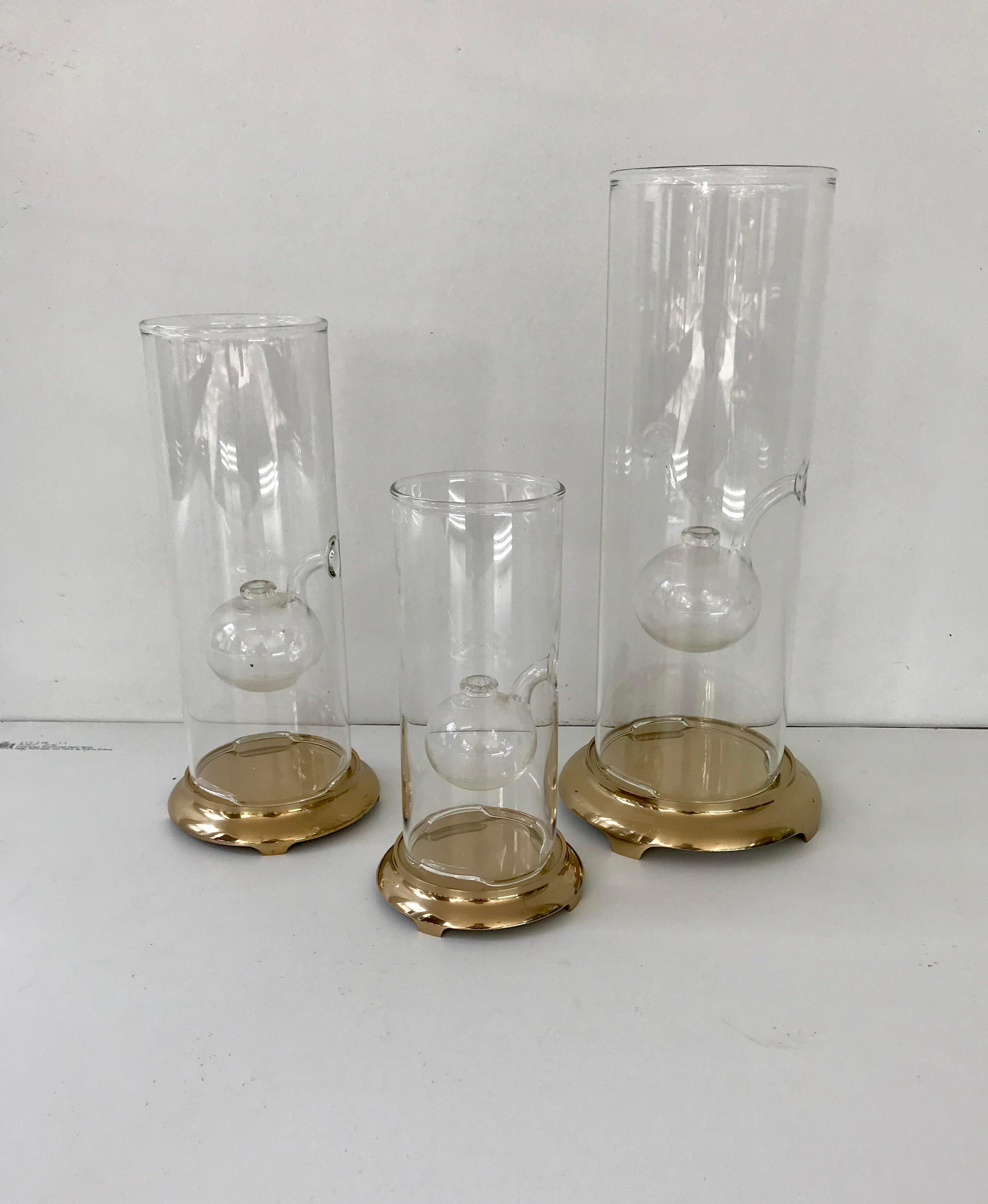 Wolfard Oil Lamps   Set Of 3   Image 11 Of 11