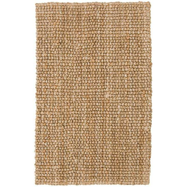 Hand Loomed Jute Natural Rug - 9′ × 12′ - Image 2 of 2