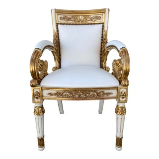 Gianni Versace Vanitas Chair For Sale