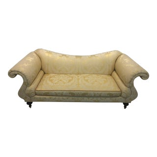 Late 20th Century Baker Furniture Classic Sofa For Sale