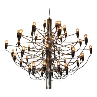 Gino Sarfatti for Flos 2097/50 Light Fixture For Sale